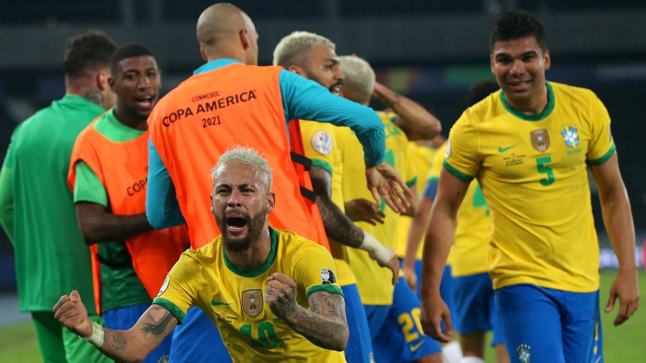 Copa America quarterfinals: Form, key players and predictions