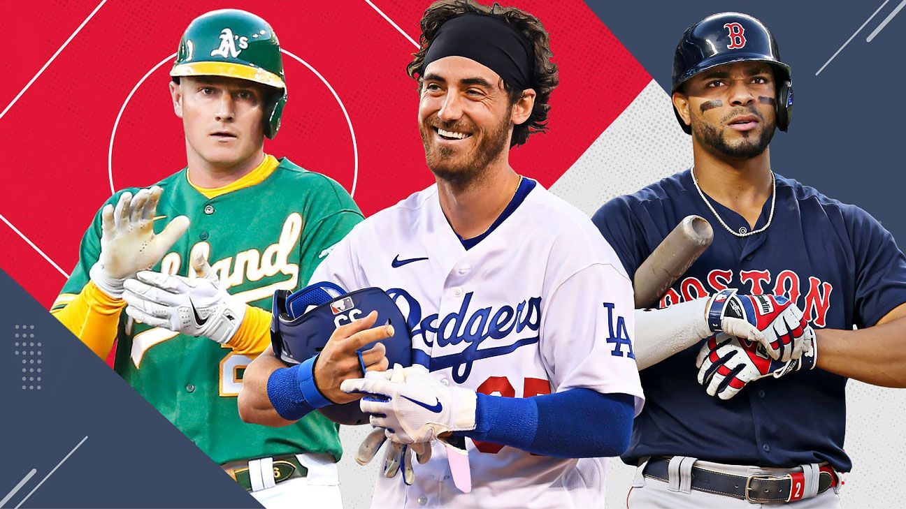 MLB Power Rankings: Who is No. 1 at the season's halfway point?