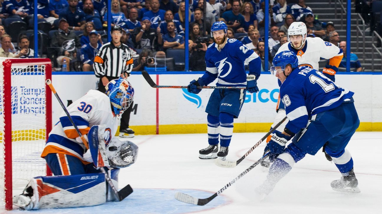 NHL Playoffs Daily: Game 7 on tap for Islanders, Lightning