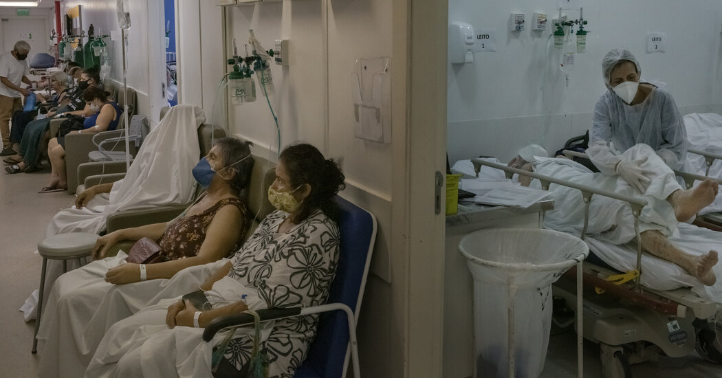 Esporte A Collapse Foretold: How Brazil's Covid-19 Outbreak Overwhelmed Hospitals