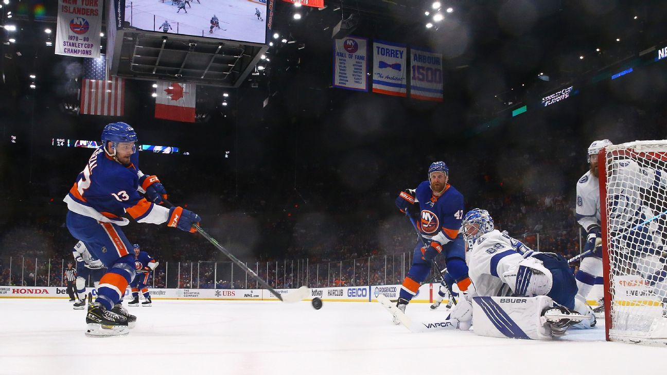 NHL Playoffs Daily: Islanders seeking equalizer in Game 4 against the Lightning