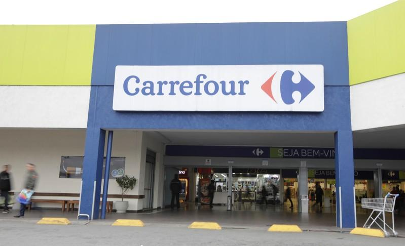 Esporte Brazil's Carrefour Brasil reports 10% growth in first quarter gross sales