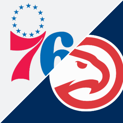 Follow live: Hawks look to even series vs. Embiid, 76ers