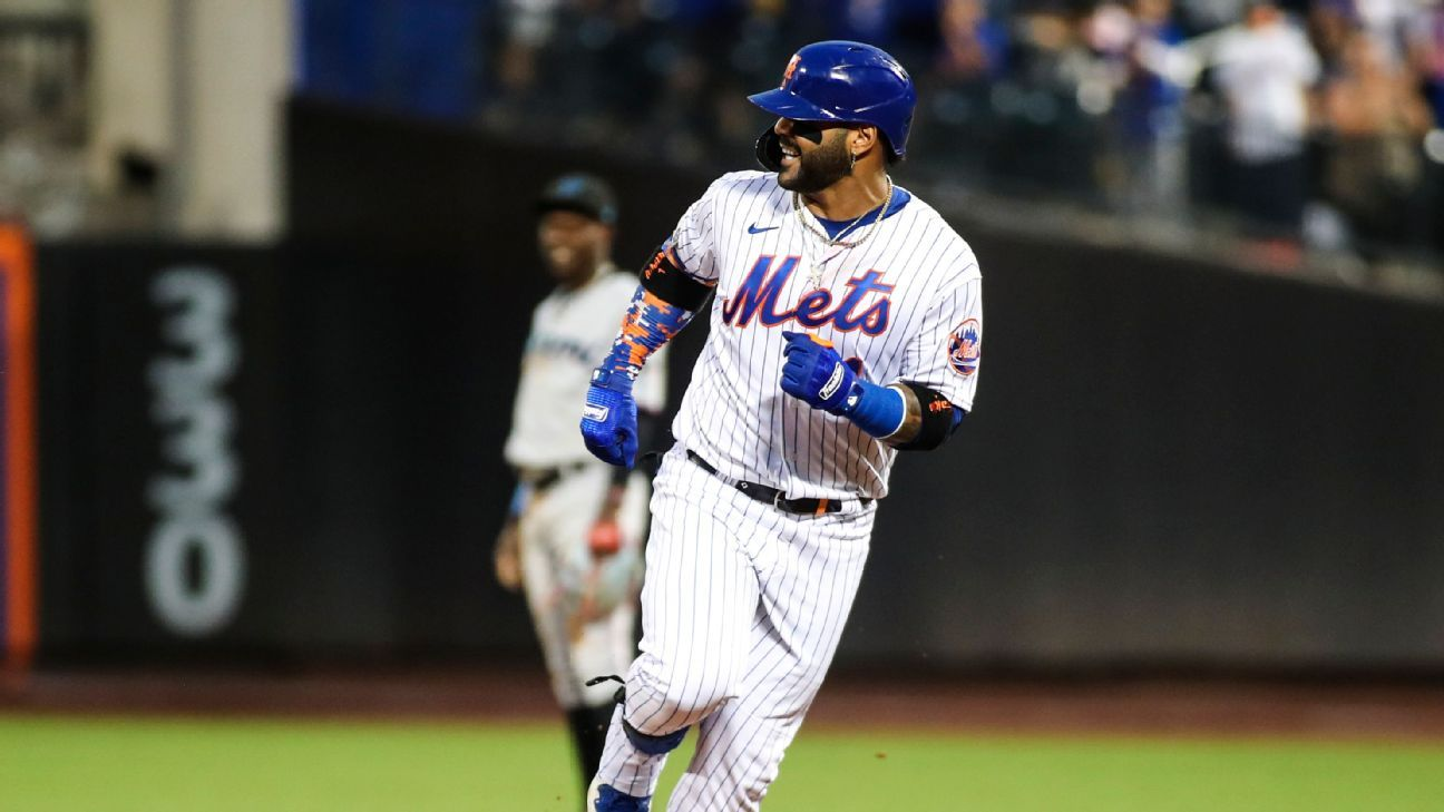 Marlins, Mets make history with 1st-pitch HRs