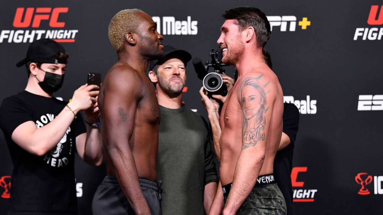 UFC Fight Night live results and analysis: Brunson vs. Till
