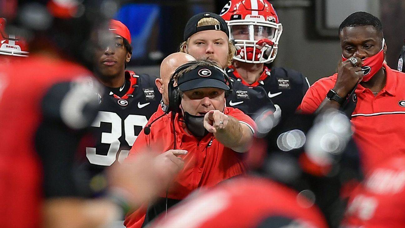 Is this the season Georgia ends 40 years of frustration?
