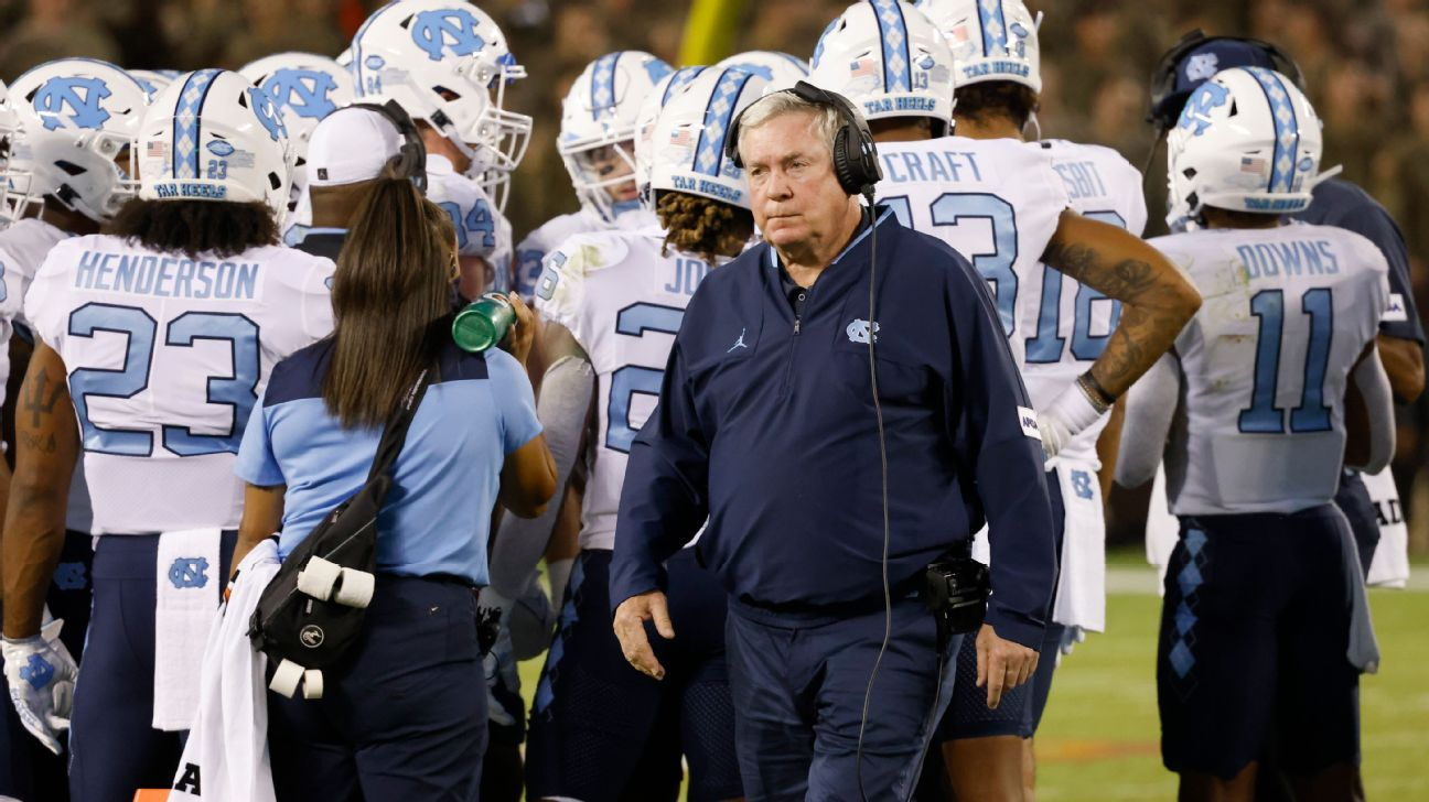 Brown: Hokies gave 'overrated' UNC reality check