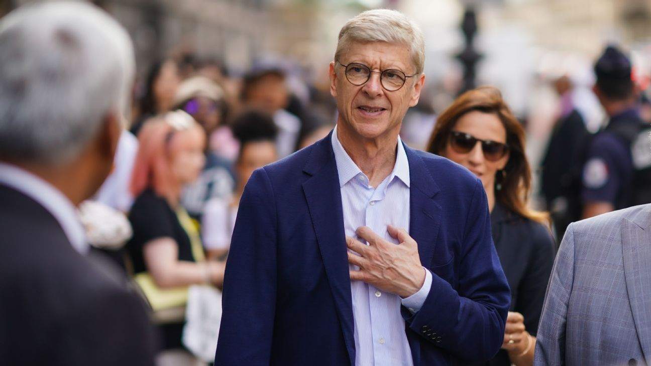 A World Cup every two years? The pros and cons of Wenger's FIFA blueprint