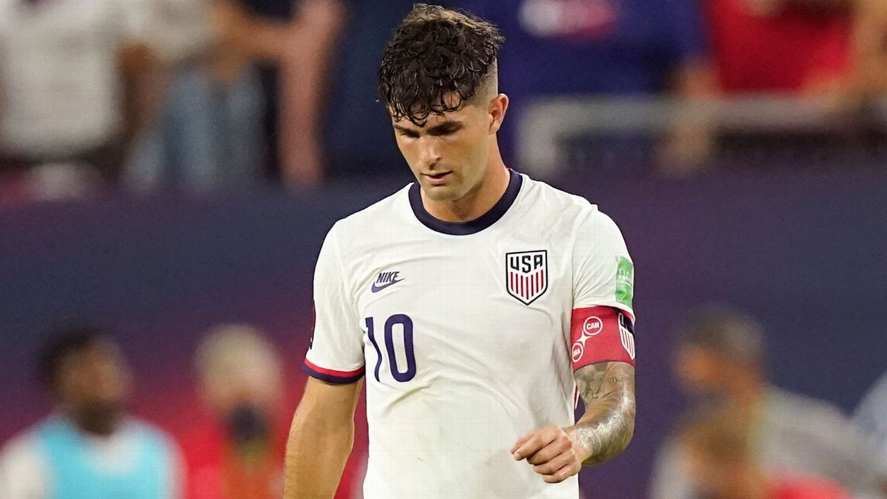 U.S. still lacks grit, resolve needed for World Cup qualification fight