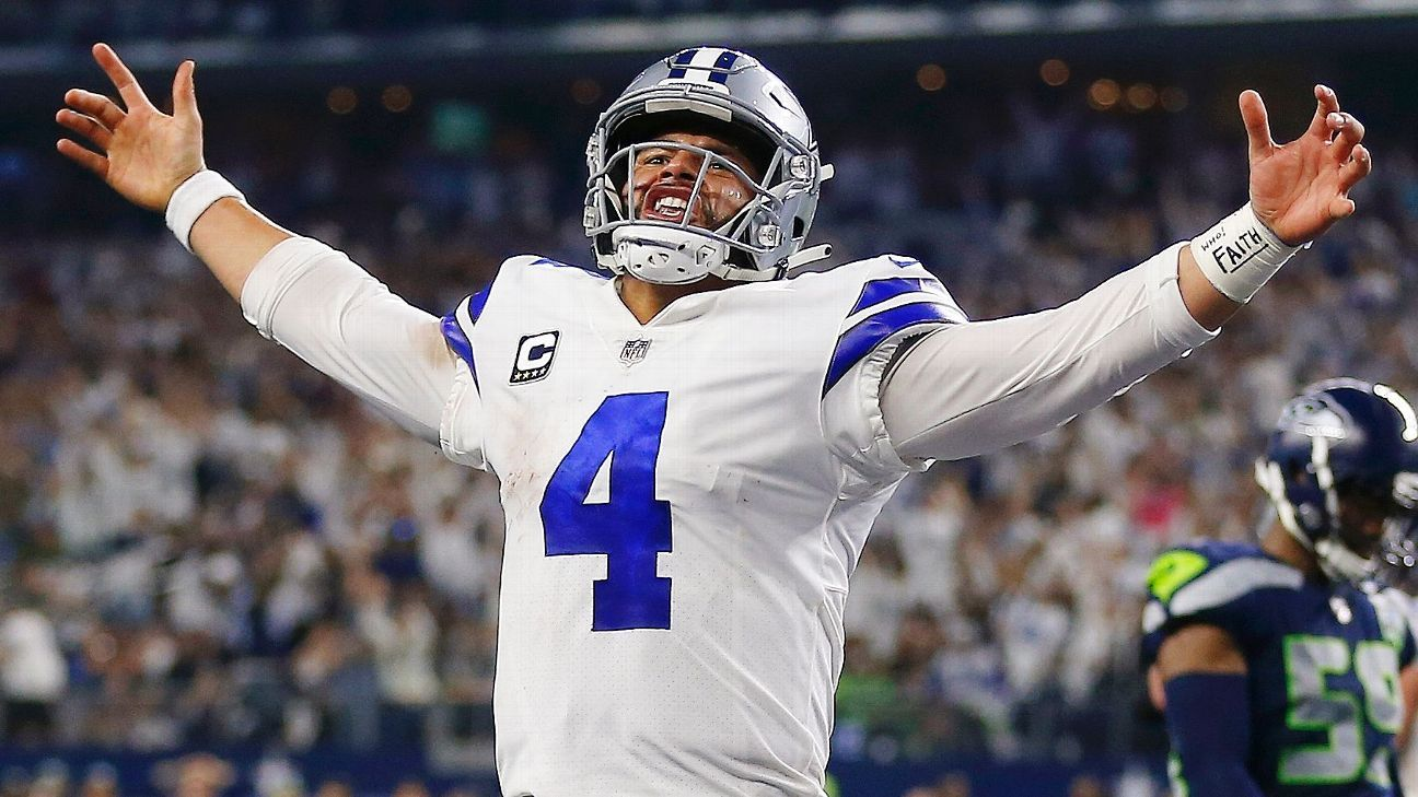 Dak is back: Why the Cowboys have zero concerns about Prescott