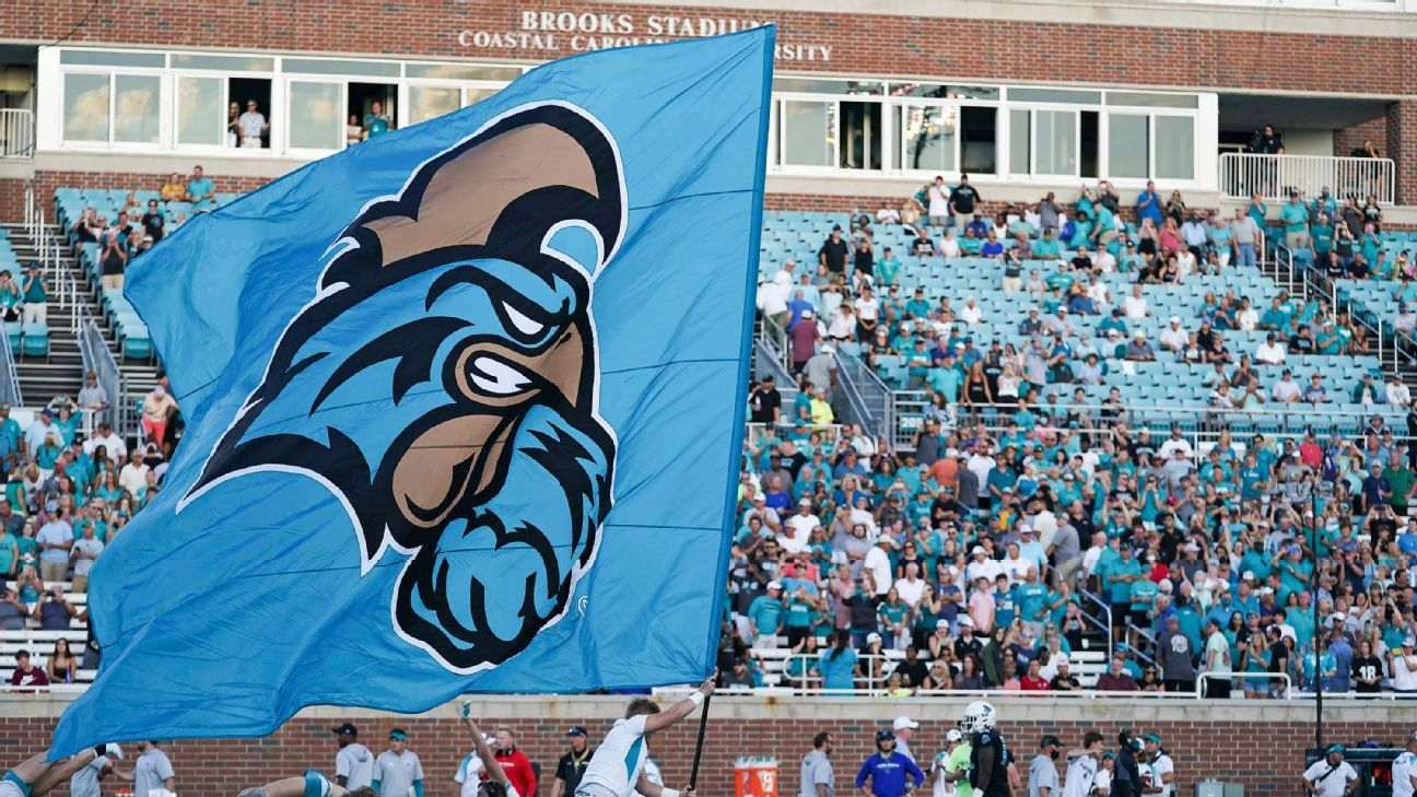 Feel the teal? Coastal Carolina and its mullets aim for another strong start